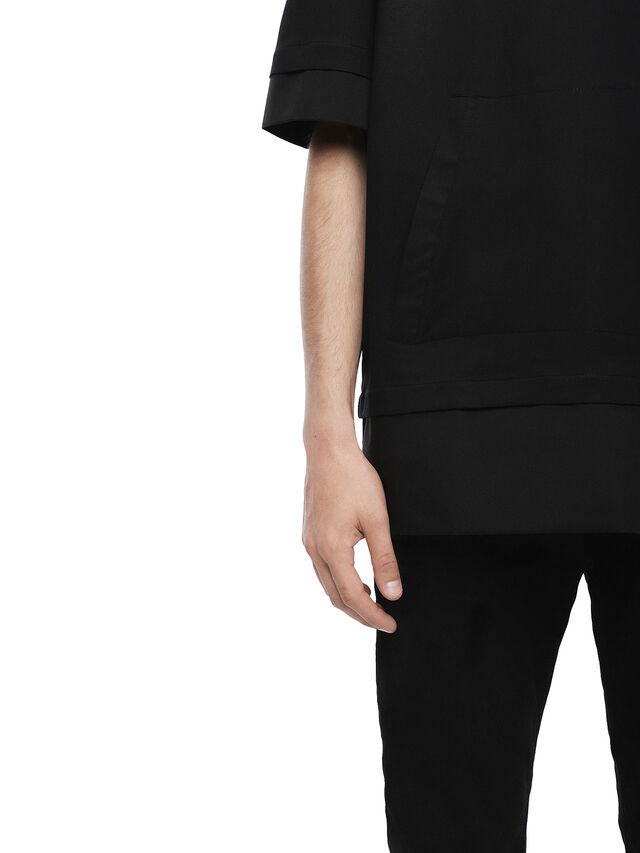 Diesel - TAGEO, Opaque Black - T-Shirts - Image 6