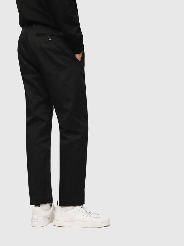 Diesel - P-MADOX, Black - Pants - Image 2