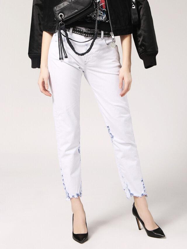 Diesel - Neekhol 003W7, White - Jeans - Image 1