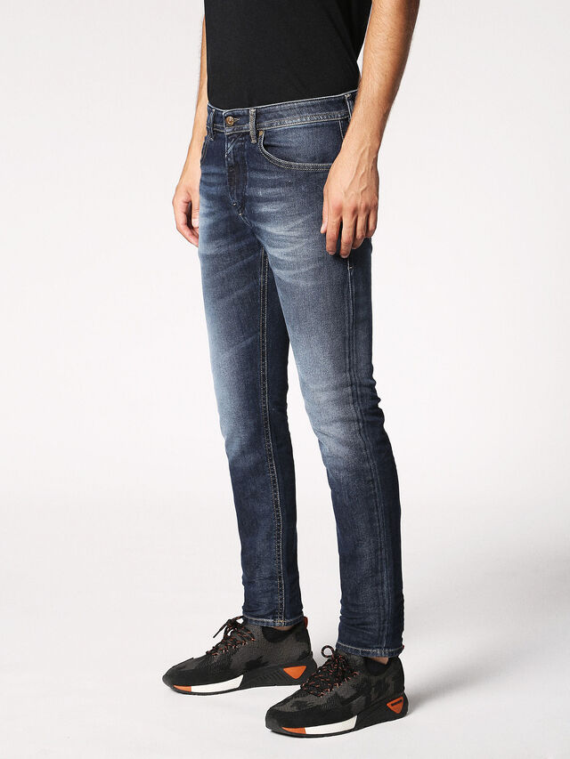 Diesel - Thommer 084KW, Light Blue - Jeans - Image 3