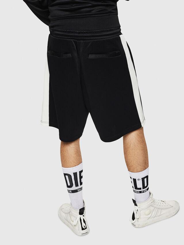 Diesel - P-MIKHAIL, Black - Shorts - Image 2