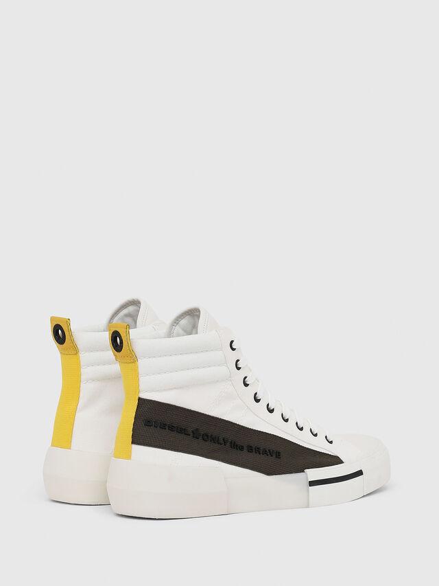Diesel - S-DESE MC, White/Black - Sneakers - Image 3