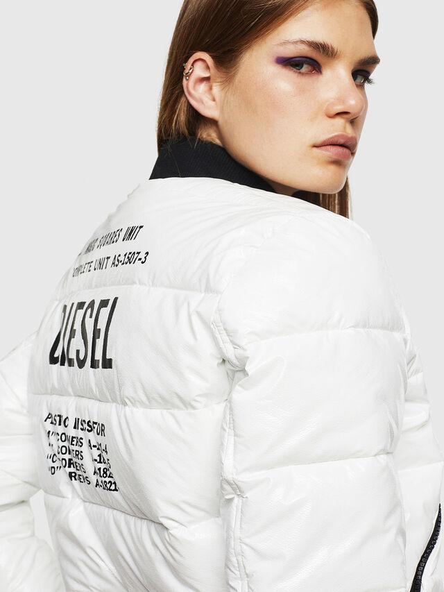 Diesel - W-ONY, 100 - Winter Jackets - Image 3