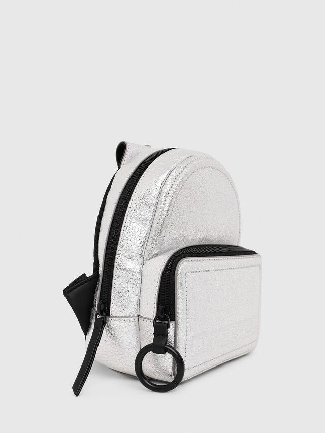 Diesel - ZANE', Silver - Backpacks - Image 5