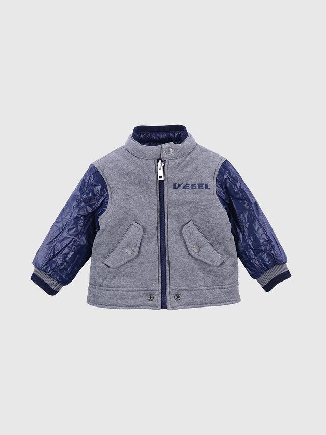 Diesel - JIGHIB, Blue/Grey - Jackets - Image 3