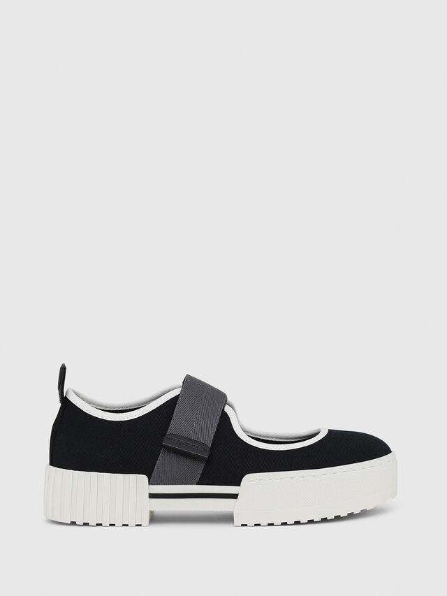 Diesel - H-MERLEY B, Black - Sneakers - Image 1