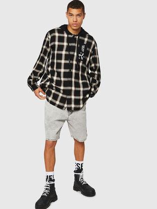 3169810b8 Mens Shirts: cotton, denim | Diesel Online Store