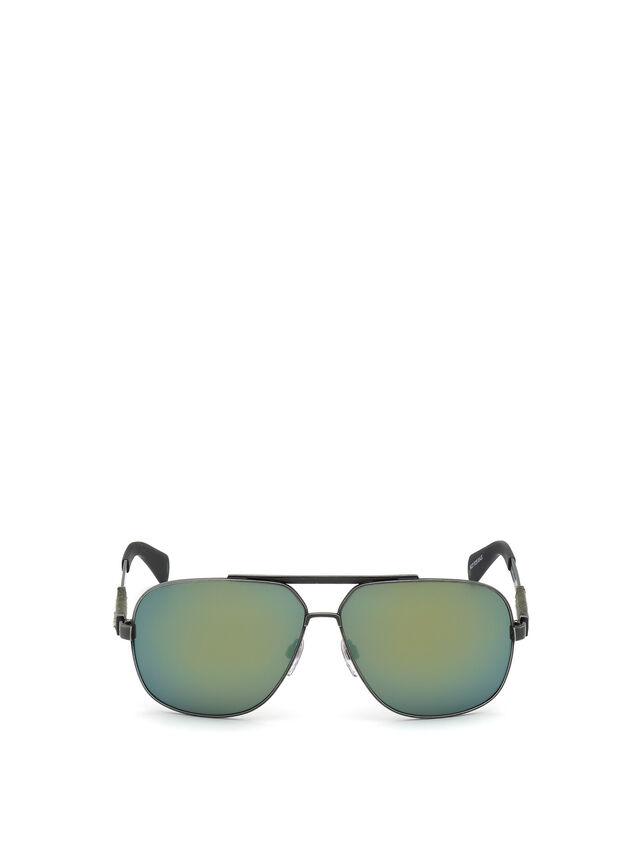 Diesel - DL0088, Black - Sunglasses - Image 1