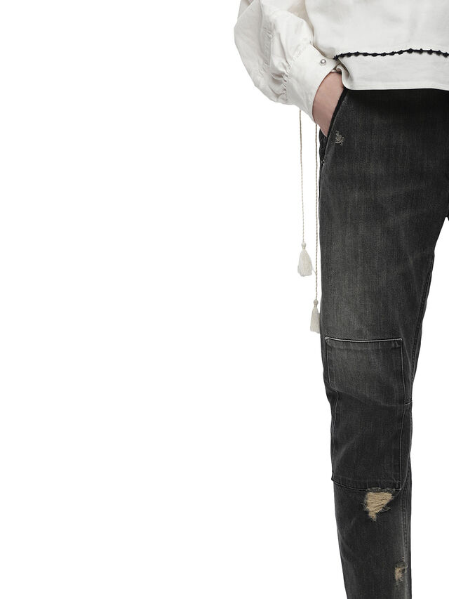 Diesel - TYPE-1747, Black Jeans - Jeans - Image 5