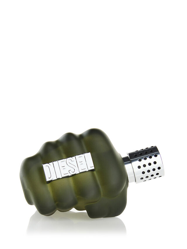 Diesel - ONLY THE BRAVE WILD 75ML, Green - Only The Brave - Image 3