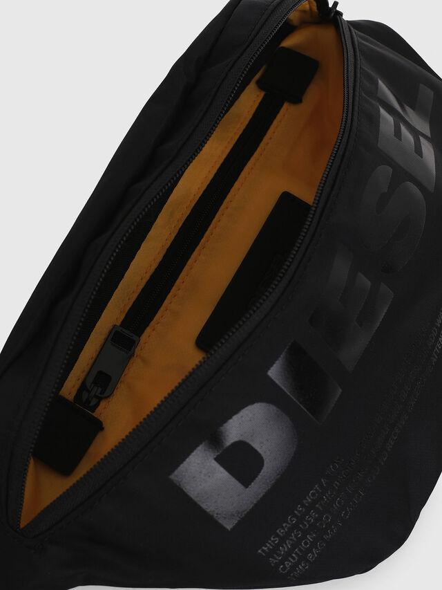 Diesel - F-SUSE BELT, Black - Crossbody Bags - Image 5