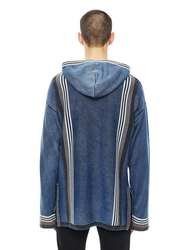 Diesel - KINDIGO, Blue - Sweaters - Image 2