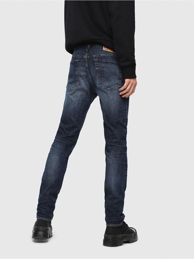 Diesel - Buster C87AT, Dark Blue - Jeans - Image 2