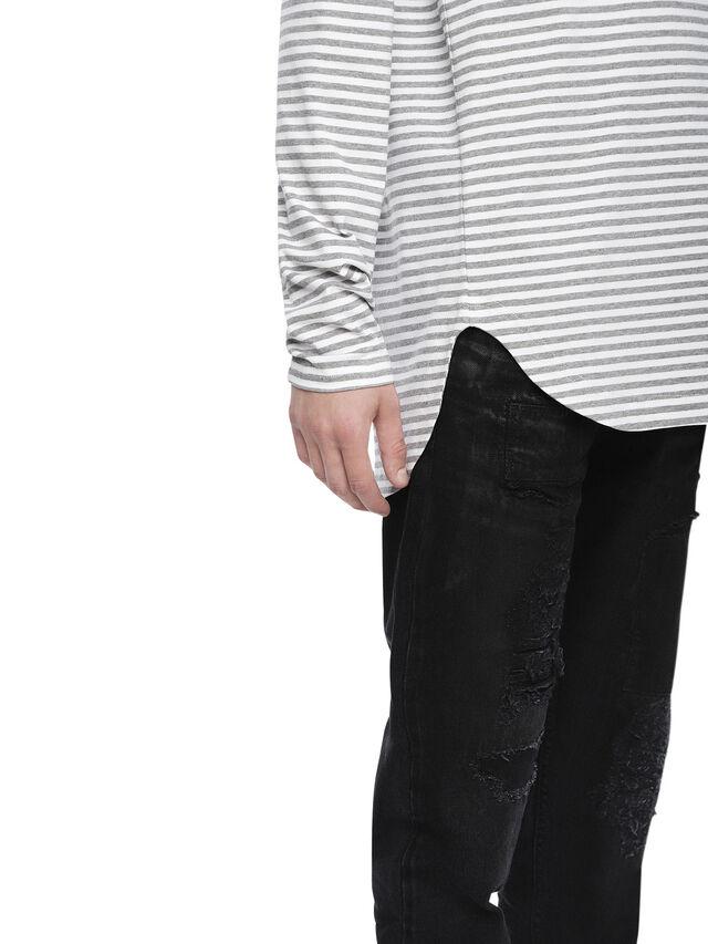 Diesel - TRYGA, Grey - T-Shirts - Image 6
