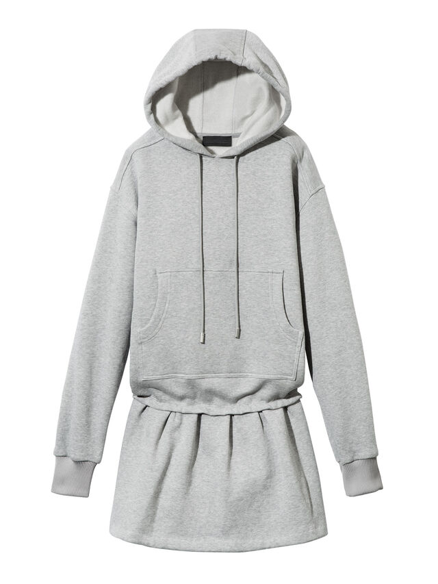 Diesel - DELAN, Light Grey - Dresses - Image 1