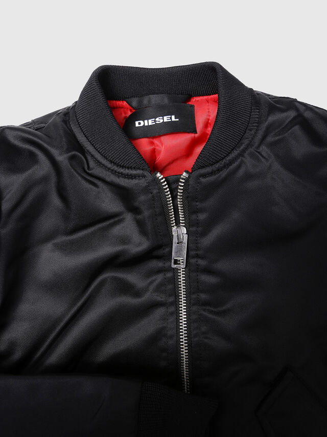 Diesel - JARIANNA, Black - Jackets - Image 3