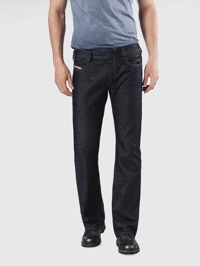 Diesel Zatiny 0088Z, Bleu Foncé - Jeans - Image 2