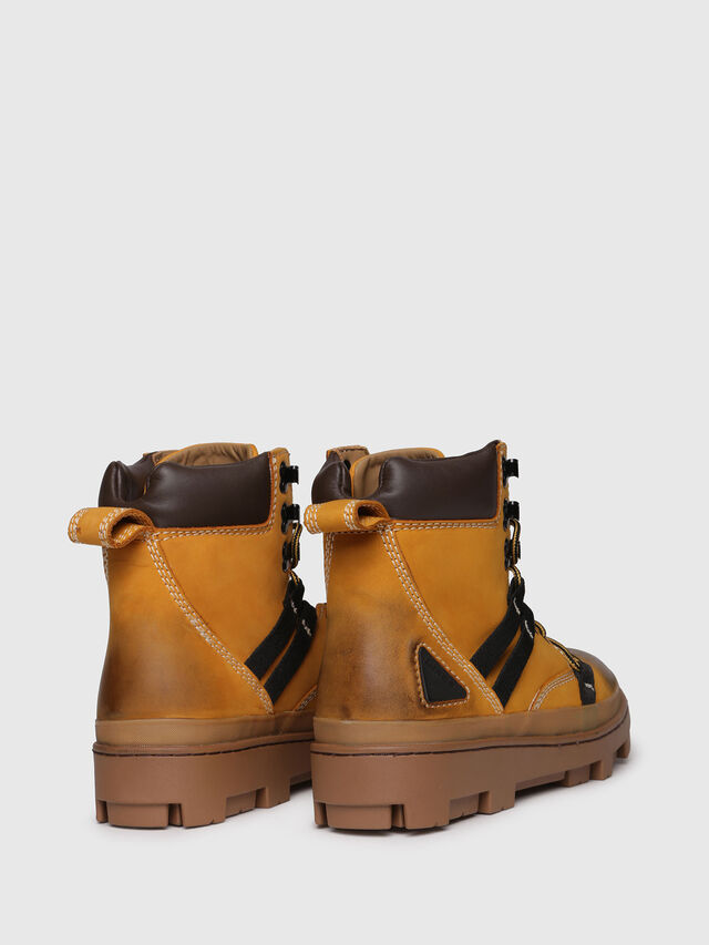 Diesel - D-VIBE HIKEB, Yellow Ocher - Boots - Image 3