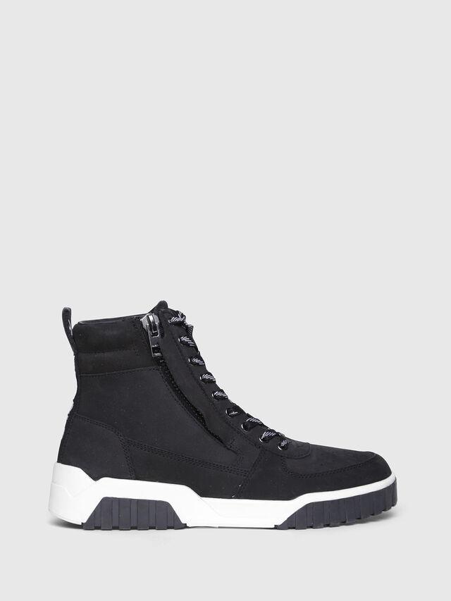 fc9b7d54 Diesel - S-RUA MC W, Black - Sneakers - Image 1