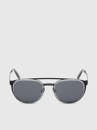 c2a927f5ab Sunglasses in metal and acetate