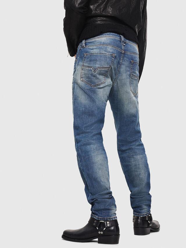 Diesel - Larkee-Beex 089AR, Medium Blue - Jeans - Image 2