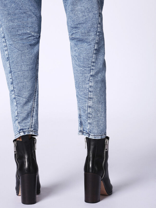 Diesel - Fayza JoggJeans 084PV, Light Blue - Jeans - Image 7