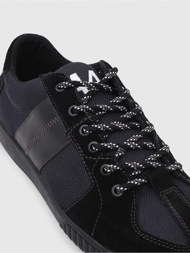 Diesel - S-MILLENIUM LC, Black - Sneakers - Image 5