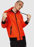 S-FILM, Orange - Sweatshirts