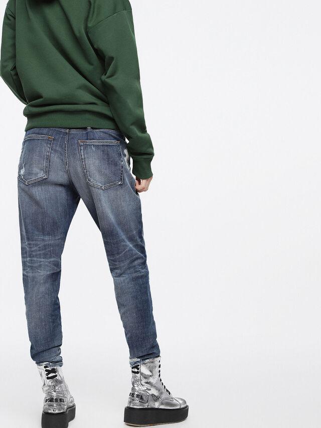 Diesel - Candys JoggJeans 084YH, Medium Blue - Jeans - Image 2