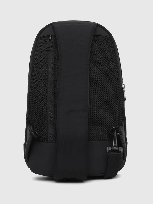 Diesel - F-SUSE MONO, Black - Travel Bags - Image 2