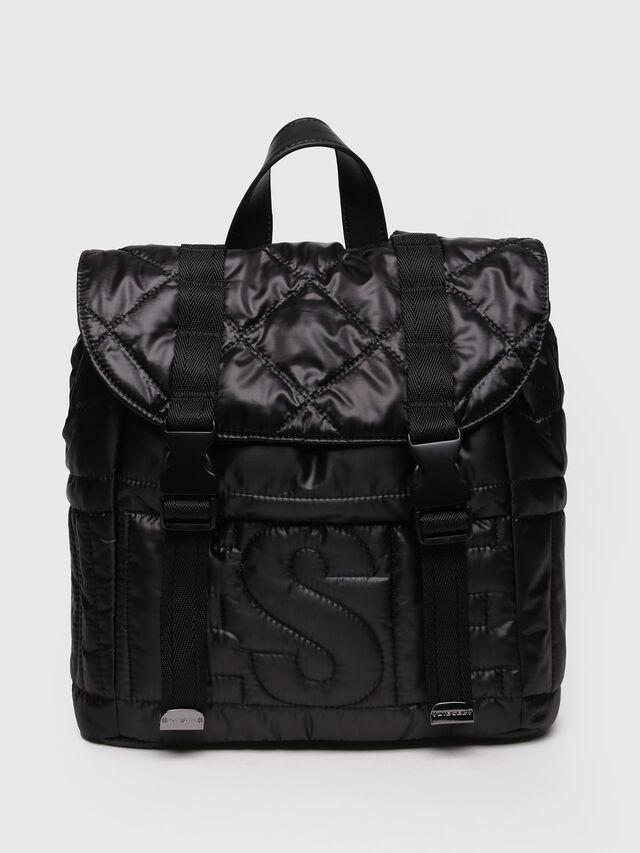 Diesel - NYDUVET BACKPACK, Black - Backpacks - Image 1
