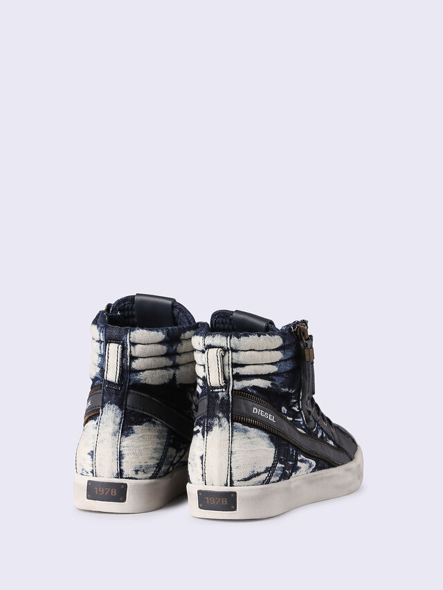 Diesel - D-STRING PLUS, Blue Jeans - Sneakers - Image 2