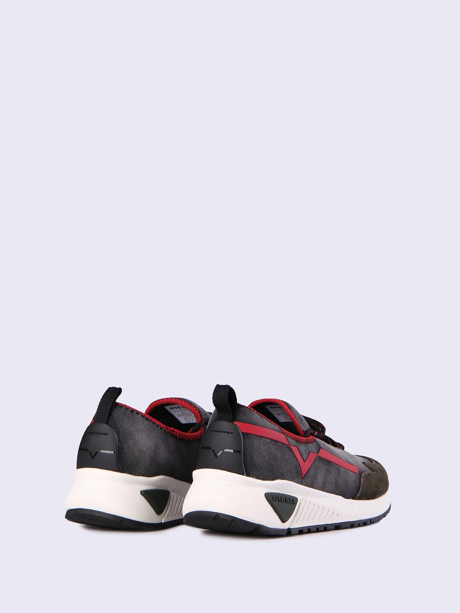 Diesel S-KBY Denim Sneakers JI3jb4VOi