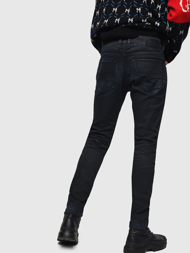 Diesel - Tepphar 069GS, Black/Dark Grey - Jeans - Image 2