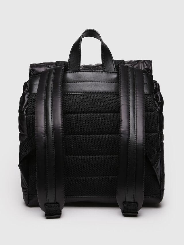 Diesel - NYDUVET BACKPACK, Black - Backpacks - Image 2