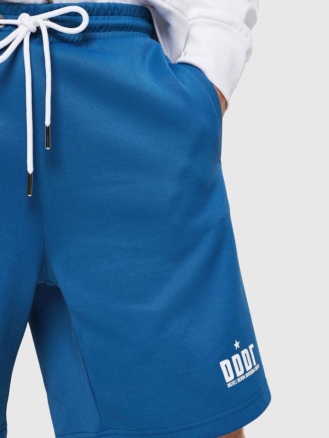 Diesel - P-MIKHAIL, Blue - Shorts - Image 3