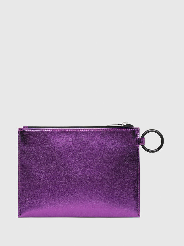 Diesel - LUSINA, Violet - Continental Wallets - Image 2