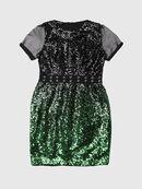 DAKKI, Black/Green - Dresses