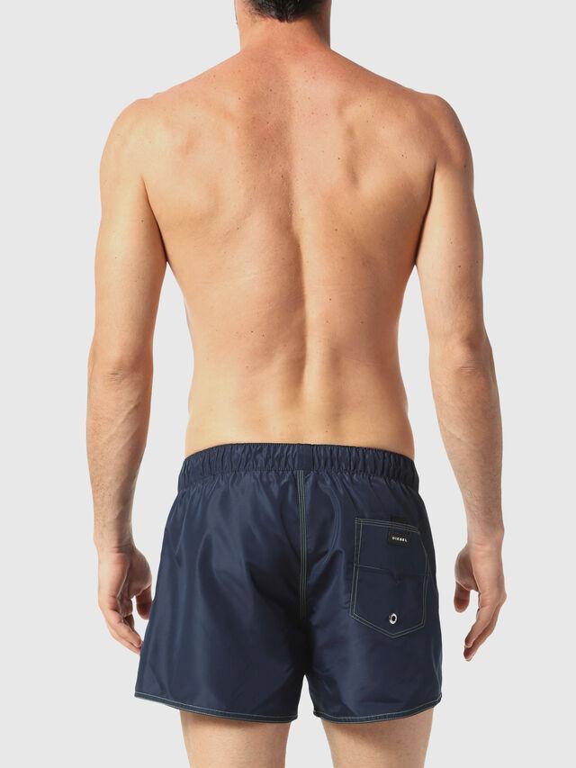 Diesel - BMBX-SANDY-REV 2.017, Blue Marine - Swim shorts - Image 2
