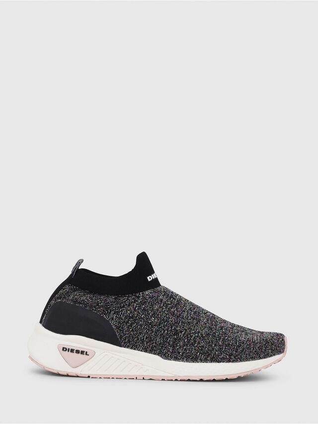 Diesel - S-KBY SO W, Multicolor/Black - Sneakers - Image 1