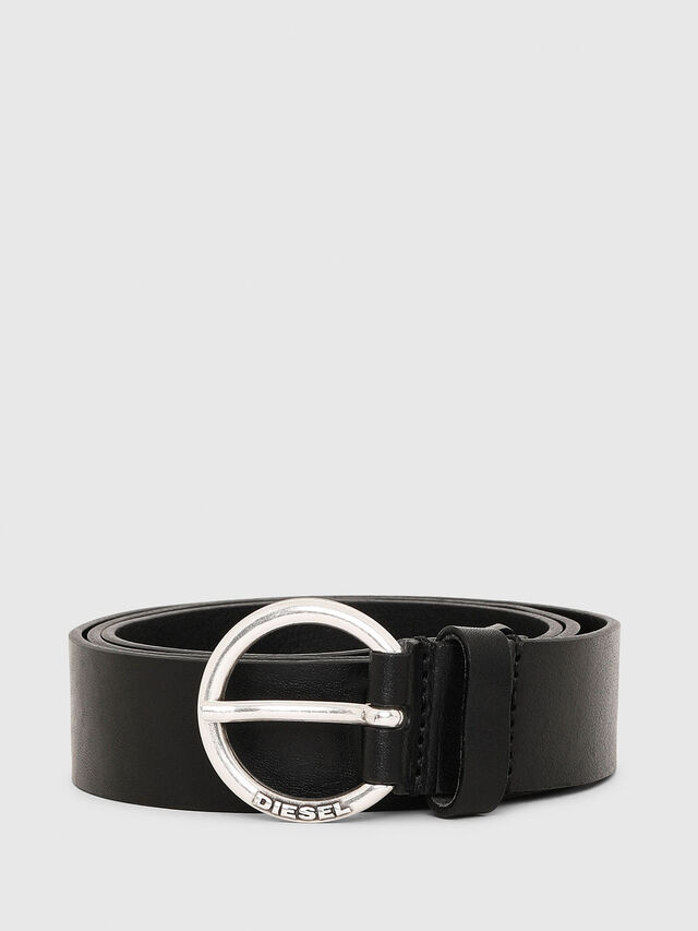 Diesel - B-RING, Black - Belts - Image 1