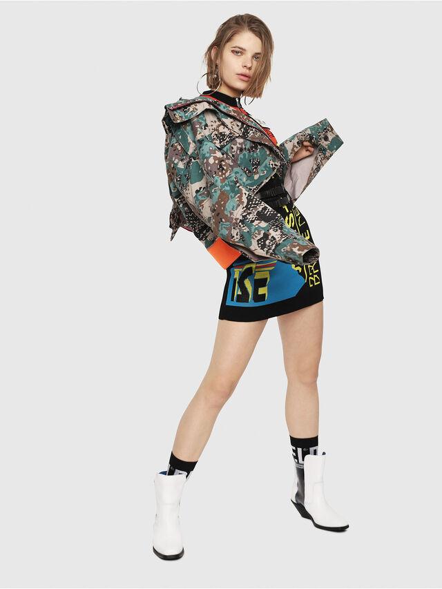 Diesel - M-RUN, Multicolor - Sweaters - Image 5