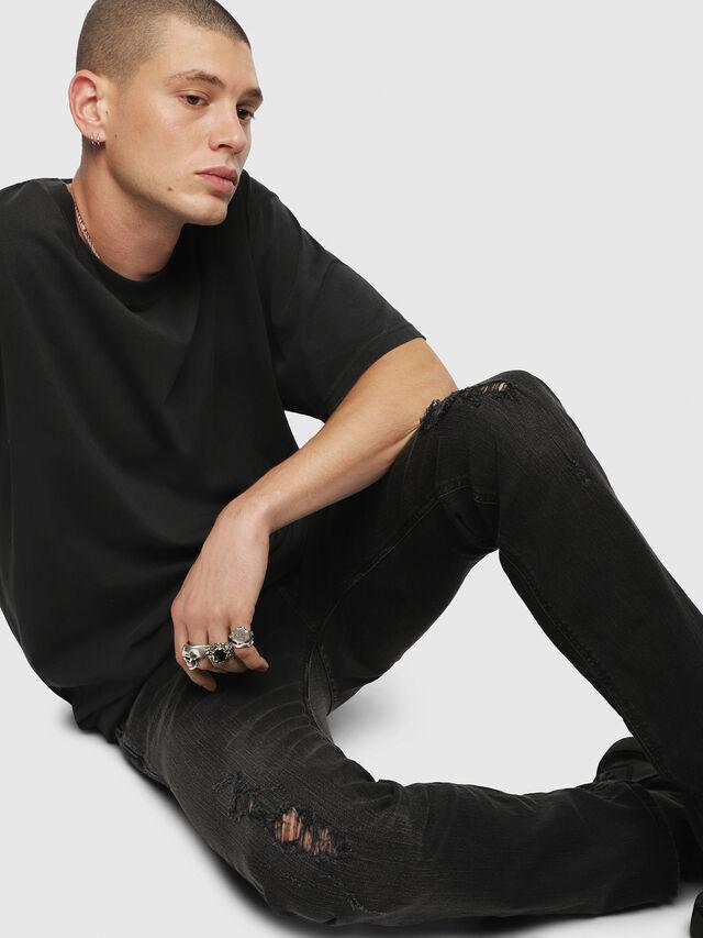 Diesel - Safado CN013, Black/Dark Grey - Jeans - Image 3