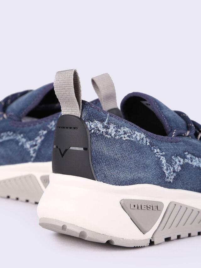 Diesel - S-KBY, Blue Jeans - Sneakers - Image 6