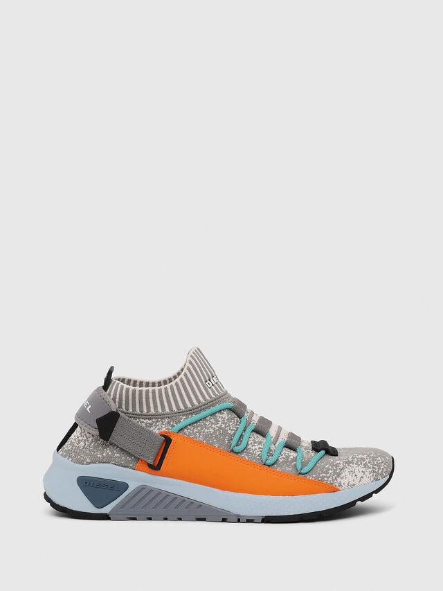 Diesel - S-KB ST, Multicolor/Grey - Sneakers - Image 1