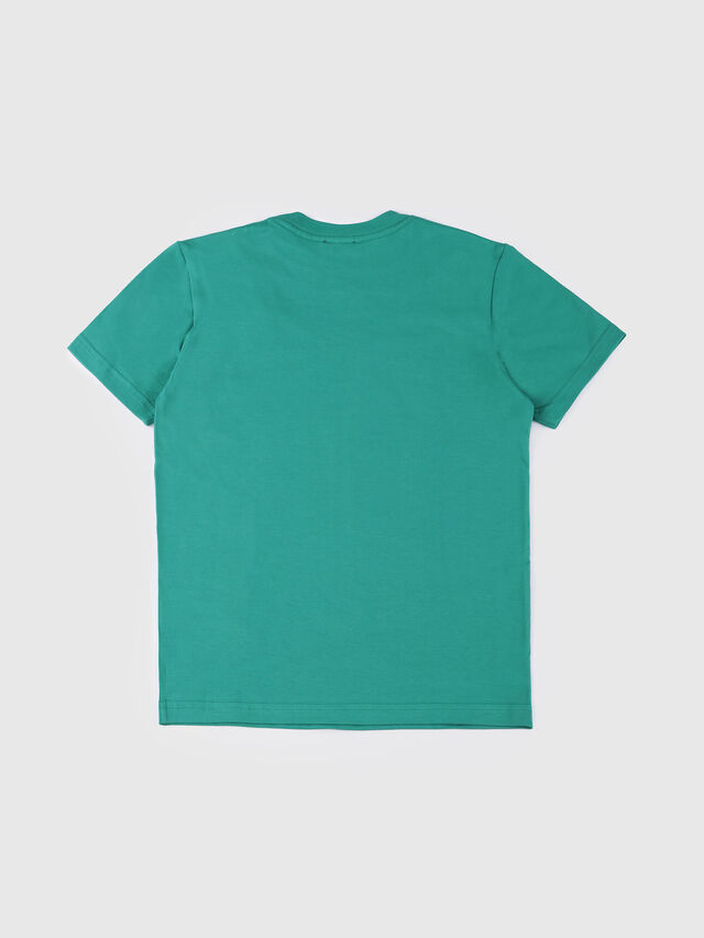 Diesel - TDIEGO, Water Green - T-shirts and Tops - Image 2