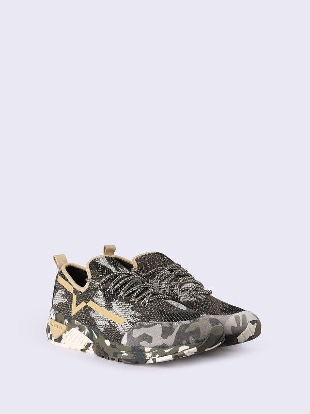 Diesel - S-KBY, Dark Melange - Sneakers - Image 3
