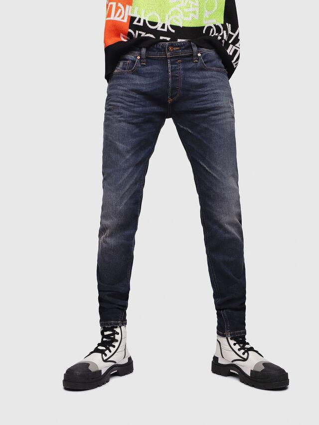 Diesel - Sleenker C69DG, Dark Blue - Jeans - Image 1