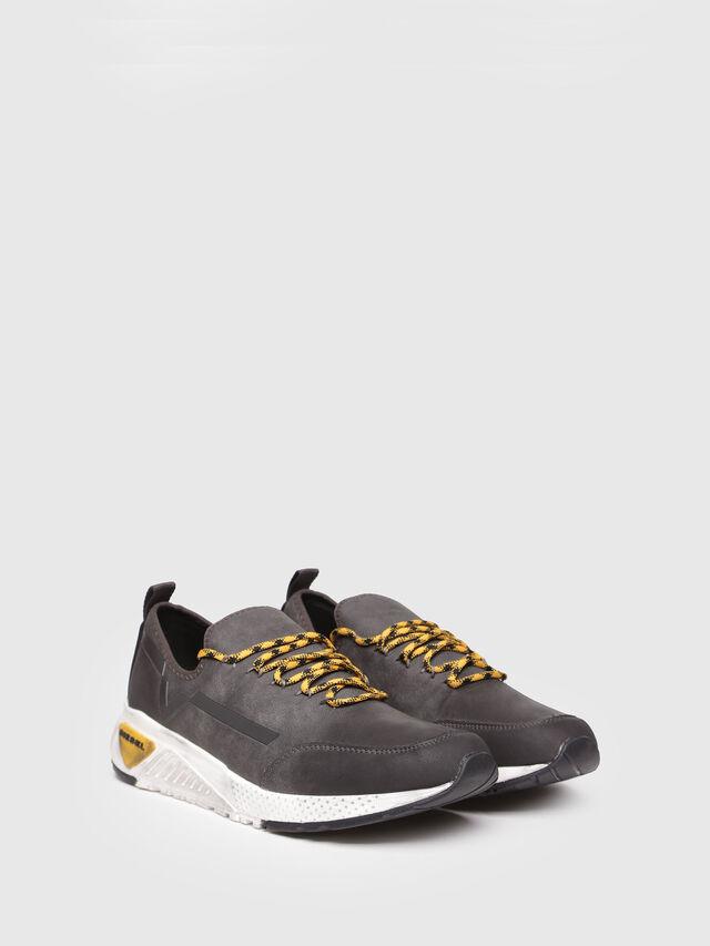 Diesel - S-KBY, Dark Grey - Sneakers - Image 2