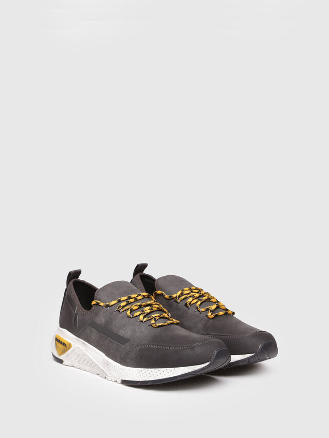 Diesel - S-KBY, Dark Grey - Sneakers - Image 2